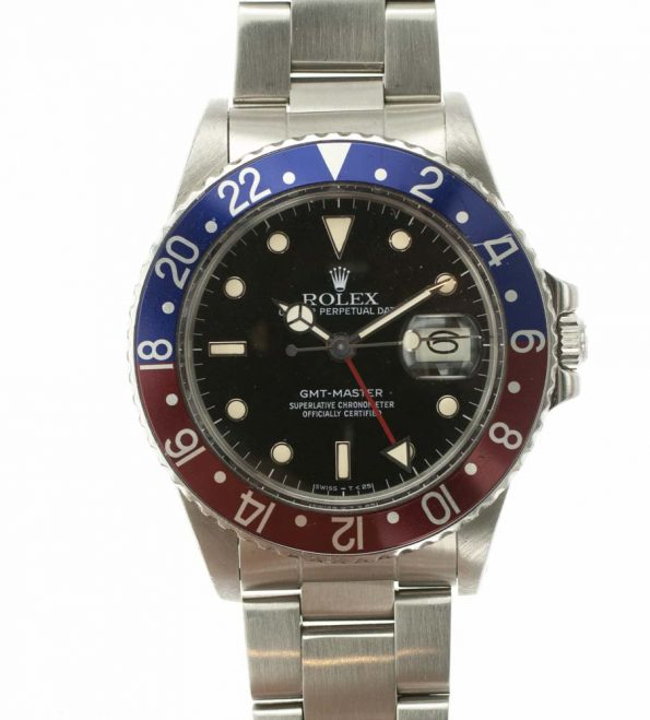 Rolex GMT Master Date 16750 large