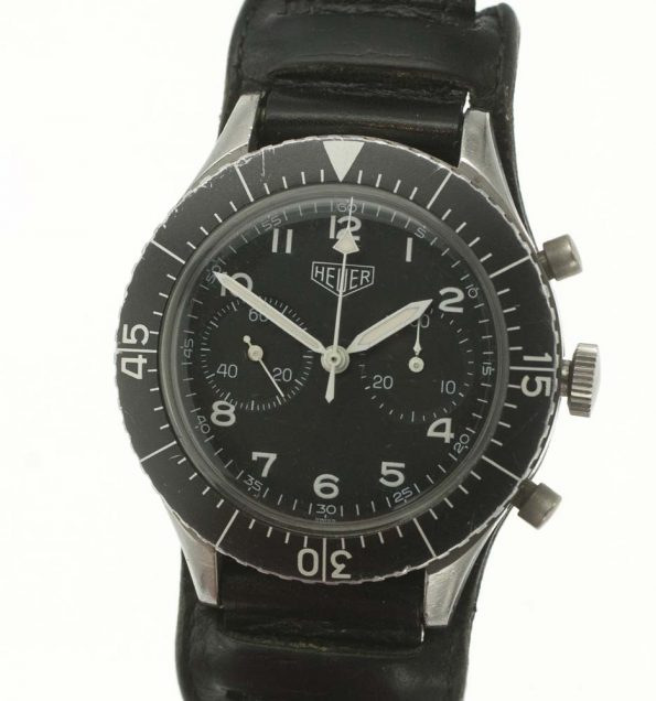 Heuer Bund chrono large