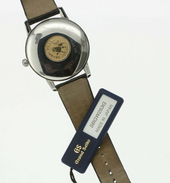 Grand Seiko watch tags