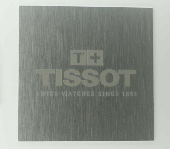 Tissot Heritage 1973 box